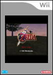 Car�tula de The Legend of Zelda: Ocarina of Time
