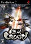 Carátula de Orochi Warriors para PlayStation 2