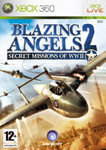Carátula de Blazing Angels II : Secret Missions of WWII