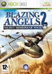 Car�tula de Blazing Angels II : Secret Missions of WWII