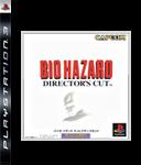 Carátula de Resident Evil: Director's Cut para PS3-PS Store