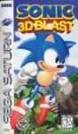 Carátula o portada EEUU del juego Sonic 3D: Flickies' Island para Saturn