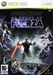 Car�tula de Star Wars: El Poder de la Fuerza para Xbox 360