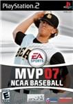 Carátula de MVP 07 NCAA Baseball para PlayStation 2
