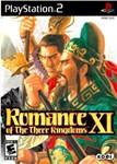 Carátula de Romance of the Three Kingdoms XI para PlayStation 2