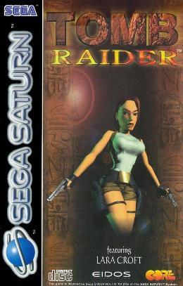 Carátula de Tomb Raider para Saturn