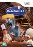 Carátula de Ratatouille para Wii