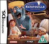 Carátula de Ratatouille para Nintendo DS