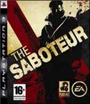 Car�tula de The Saboteur para PlayStation 3