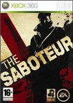 Car�tula de The Saboteur para Xbox 360