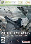 Carátula de Ace Combat 6: Fires of Liberation