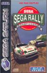 Carátula de Sega Rally Championship