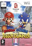 Carátula de Mario & Sonic en los Juegos Olímpicos