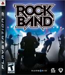 Car�tula de Rock Band para PlayStation 3