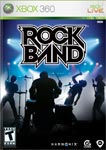 Car�tula de Rock Band para Xbox 360