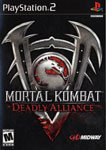 Carátula de Mortal Kombat: Deadly Alliance