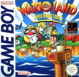 Carátula de Wario Land: Super Mario Land 3