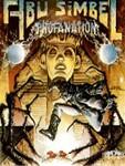 Carátula o portada Europea del juego Abu Simbel Profanation para Spectrum