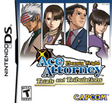 Car�tula de Phoenix Wright Ace Attorney: Trials and Tribulations