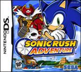 Carátula de Sonic Rush Adventure