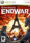 Carátula de Tom Clancy's EndWar para Xbox 360