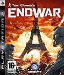 Carátula de Tom Clancy's EndWar para PlayStation 3