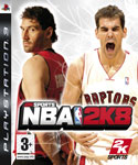 Carátula de NBA 2K8 para PlayStation 3
