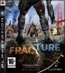 Carátula de Fracture para PlayStation 3