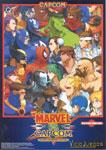 Car�tula de Marvel vs. Capcom: Clash of Super Heroes