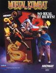 Car�tula de Mortal Kombat