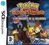 Carátula de Pokémon Mundo Misterioso: Exploradores de la Oscuridad para Nintendo DS