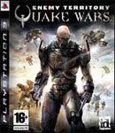 Car�tula de Enemy Territory: Quake Wars para PlayStation 3