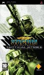 Carátula de SOCOM: U.S. Navy SEALs Tactical Strike para PlayStation Portable