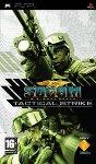 Car�tula de SOCOM: U.S. Navy SEALs Tactical Strike para PlayStation Portable