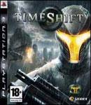 Carátula de TimeShift para PlayStation 3