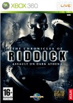 Carátula de The Chronicles of Riddick: Assault on Dark Athena para Xbox 360