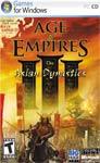 Carátula de Age of Empires III: The Asian Dynasties