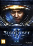 Carátula de StarCraft II: Wings of Liberty