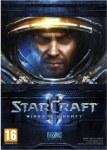 Carátula de StarCraft II: Wings of Liberty para PC