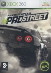Car�tula de Need For Speed: ProStreet