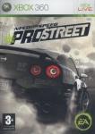 Carátula de Need For Speed: ProStreet