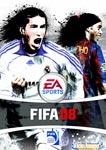 Carátula de FIFA 08 para PC