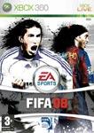 Carátula de FIFA 08 para Xbox 360