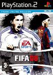 Carátula de FIFA 08 para PlayStation 2