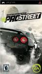 Carátula de Need for Speed: ProStreet para PlayStation Portable