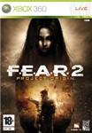 Car�tula de F.E.A.R. 2: Project Origin para Xbox 360