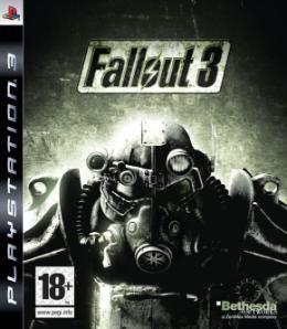 Carátula de Fallout 3 para PlayStation 3
