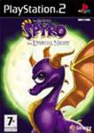 Carátula de La Leyenda de Spyro: La Noche Eterna para PlayStation 2
