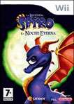 Carátula de La Leyenda de Spyro: La Noche Eterna para Wii