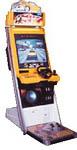 Carátula de Crazy Taxi para Arcade